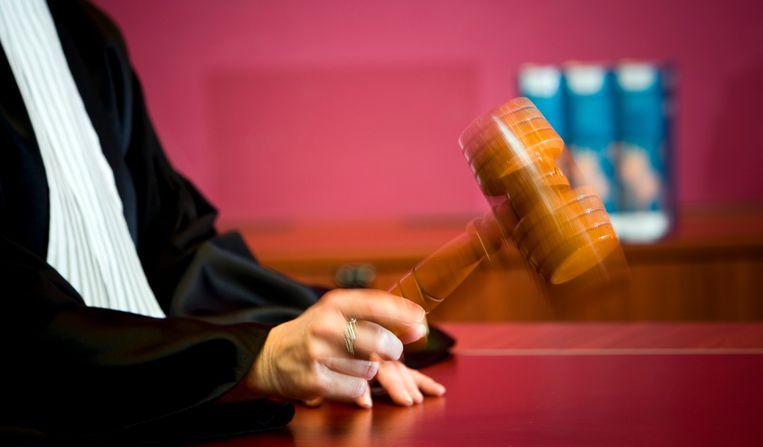 Illustratiebeeld rechter