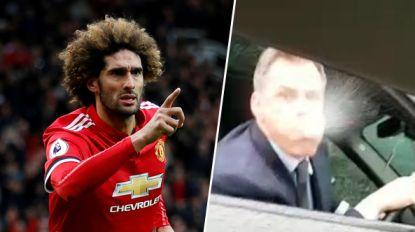 """Engelse media hebben vette kluif aan uithaal van Fellaini richting Liverpool-icoon: """"Ik moet geen lessen krijgen van iemand die op kinderen spuwt"""""""