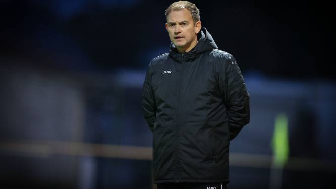 """Trainer Jan Van Hout (Achel VV): """"Nu de versoepelingen uitblijven is de kans groot dat de competities in het amateurvoetbal niet meer hervatten"""""""