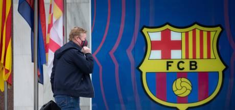 Barça in zwaar weer door aankopen: salarispost van 679 miljoen euro