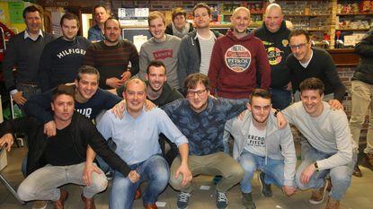 The Full Manty's winnen nipt eerste voetbalkwis
