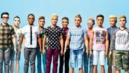 Ken van Barbie krijgt een make-over