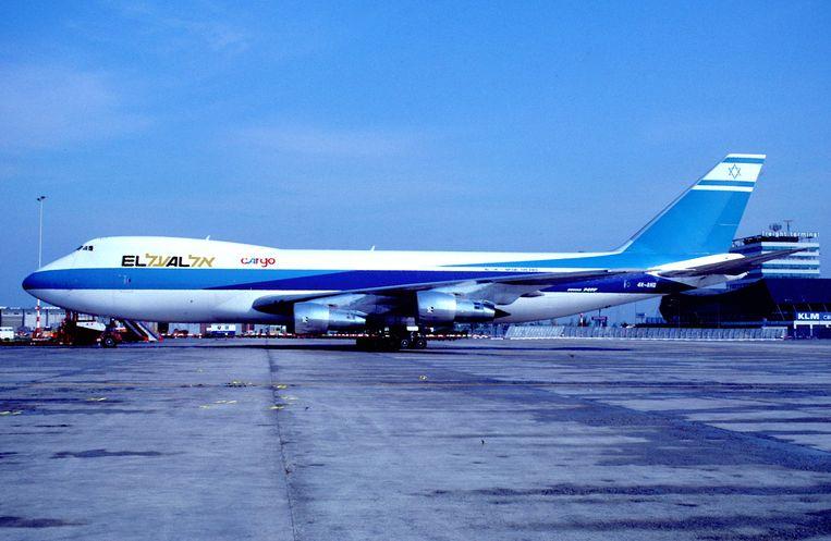 Een Boeing 747 Cargo van El Al Beeld Flickr/Aero Icarus