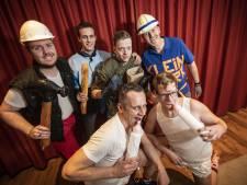 Publiek vermaakt zich kostelijk tijdens gala van Oldenzaalse Markloawen
