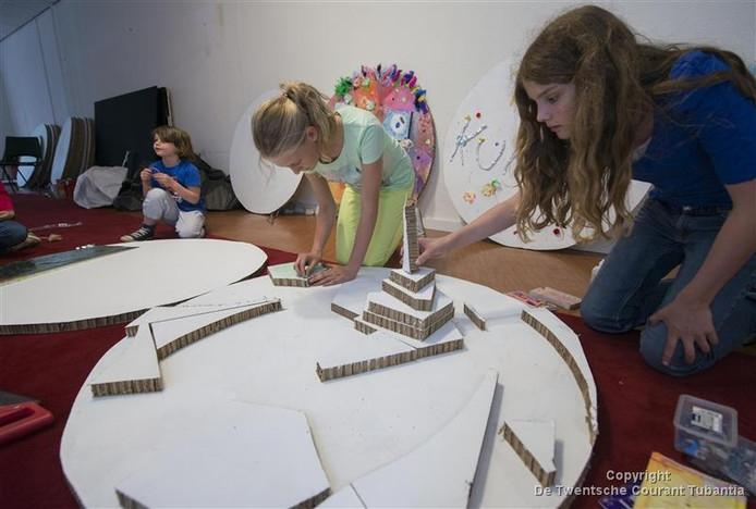 Creatieve workshops zijn onderdeel van de Week van de Amateurkunst