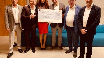 Natalia, Jef Neve en Lions Club Deinze verzamelen 15.000 euro voor het goede doel