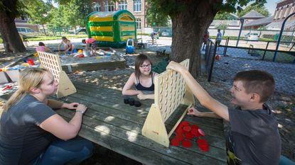 Speel-o-keet bij De Boomhut