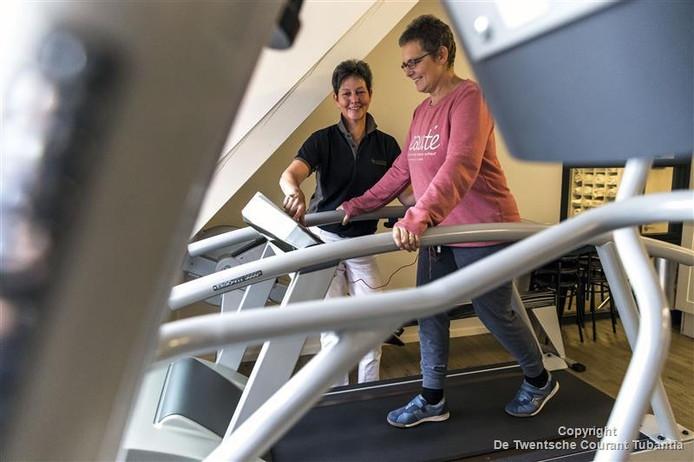 Fysiotherapeut Bertiene Tieberink