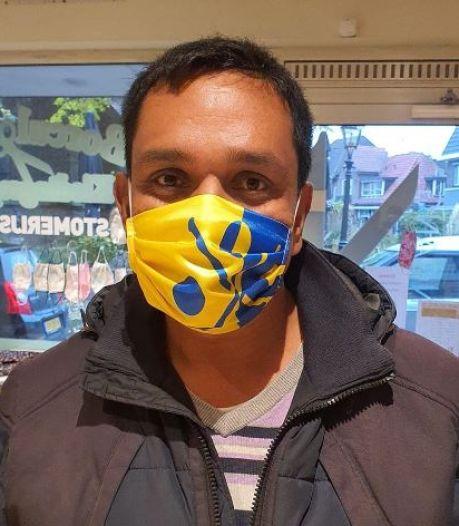 Jao Jao: 'ontmaskerd' met Borculo's mondkapje