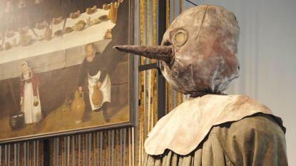 """Yper Museum werkt digitaal aanbod uit en speelt in op de corona-actualiteit: 'In de veertiende eeuw verzorgden de pestdokters de zieken"""""""