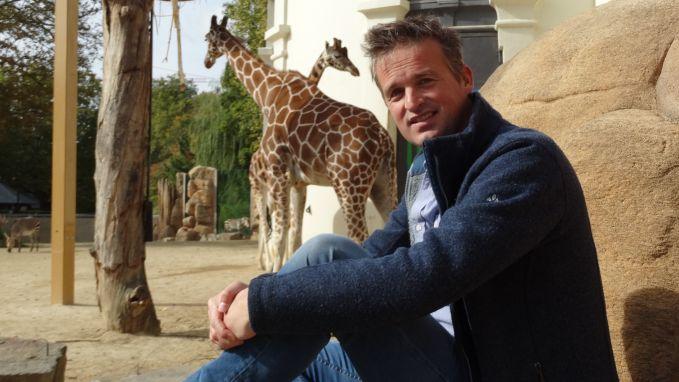 Arnout Hauben duikt in de geschiedenis van de Antwerpse zoo