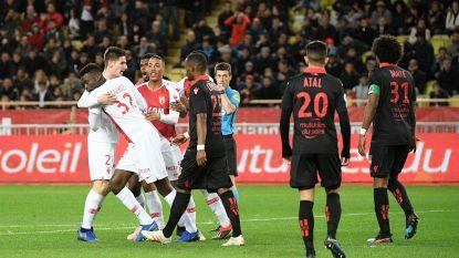 Gelijkspel helpt Monaco nauwelijks vooruit in operatie redding