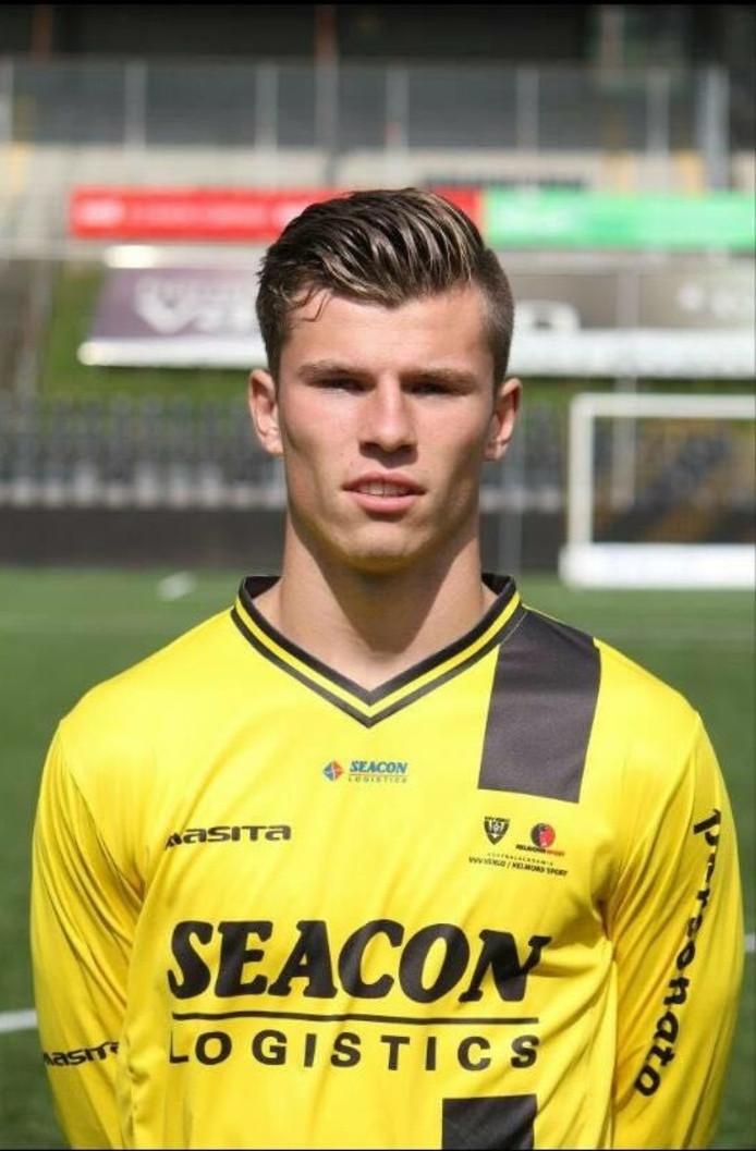 Jasper de Jonge.