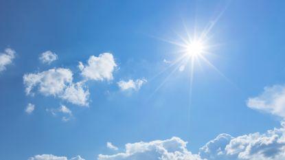 Mooi begin van de week: droog, zonnig en warm weer in het verschiet
