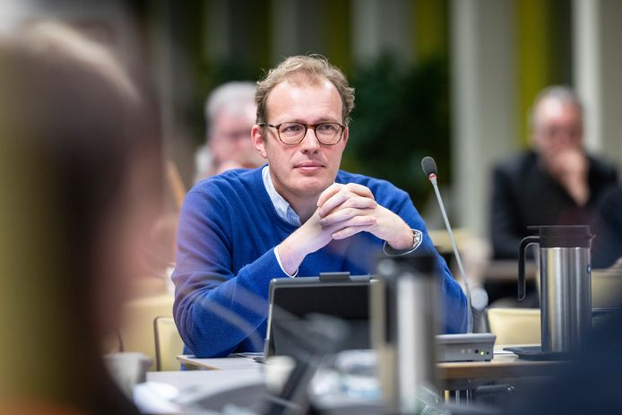 Mark Boumans, burgemeester van Doetinchem en voorzitter van de Achterhoek Raad en Board. Foto: Jan Ruland van den Brink