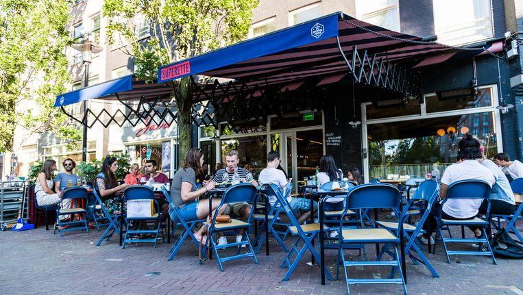 Superette Café Beeld Tammy van Nerum