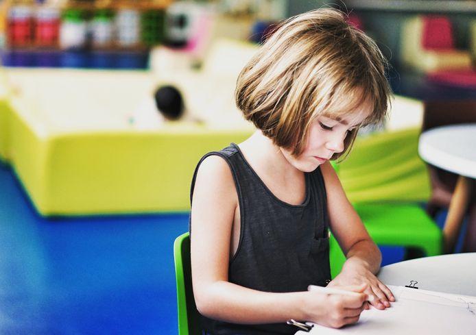 Foto ter illustratie. Smart Start probeert het risico op problemen bij gezinnen te voorspellen.