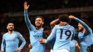 Manchester kleurt blauw: City opnieuw leider in Premier League na zege in stadsderby