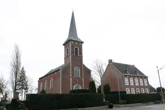 Halle Booienhoven-kerk
