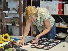 Voorbereidingen voor expositie over Waspikse kermis