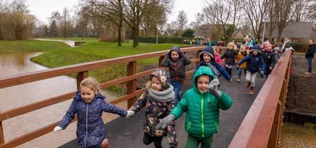 Omgeving Clausschool in Steenwijk verkeersveilig