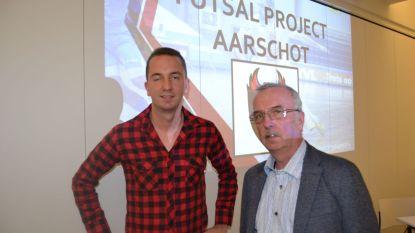 In september 2019 opnieuw futsalteam in Aarschot