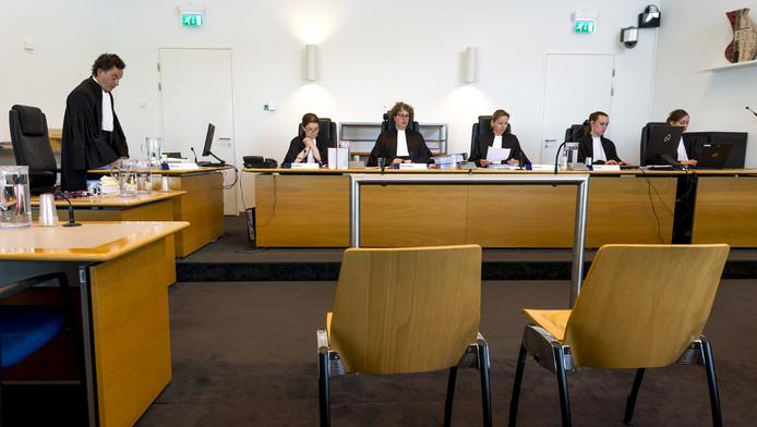 Een strafzaak in Middelburg.