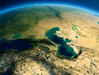 Wetenschappers waarschuwen dat niveau van Kaspische Zee 9 tot 18 meter gaat dalen