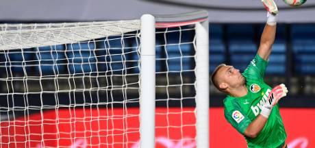 'Valencia wil al afscheid nemen van Cillessen'