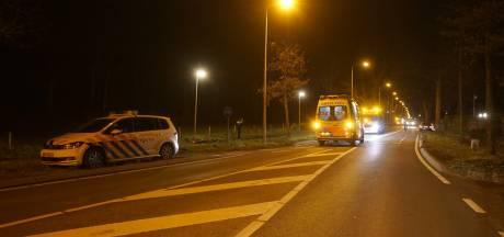 Automobilist vlucht na ernstige aanrijding bij IJsseldijk in Deventer