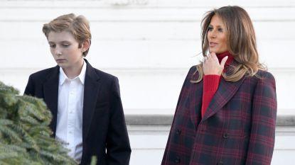 Melania is er vroeg bij: de kerstboom van het Witte Huis is gearriveerd