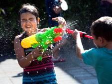 Massaal watergevecht op Malieveld aangekondigd
