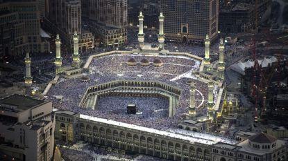 Uitgaansverbod in Mekka en Medina om coronavirus in te dammen