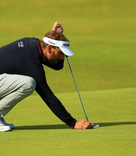 Golfer Luiten sluit weer af met bogeys