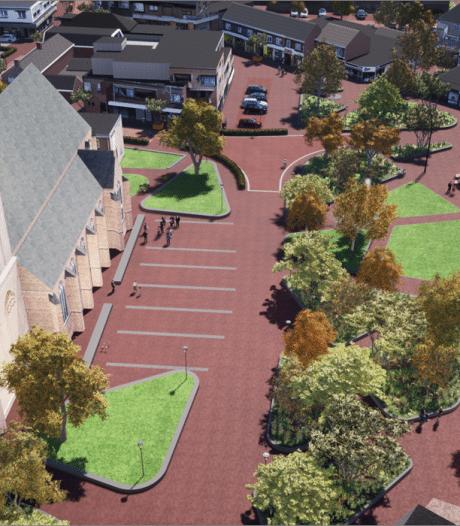 Ondernemers: actie tegen schrappen parkeerplekken centrum Didam