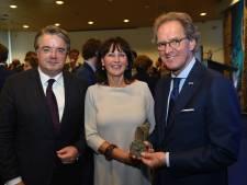 Burgemeester Rombouts ereburger van de provincie: 'Geweldig voor onze hoofdstad gezorgd'