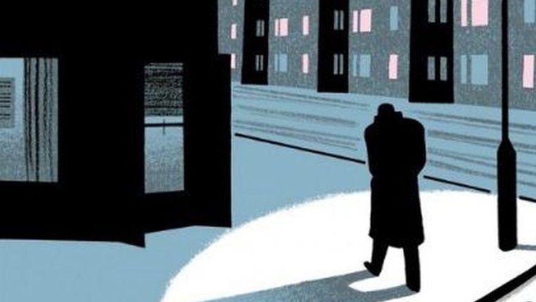 Omslag Gerard Reve, The Evenings. Beeld
