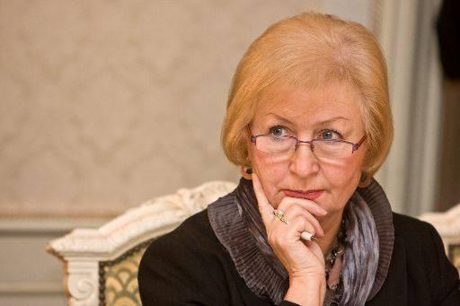 Micheline Toussaint.