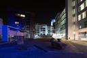 Het Lichtplein in Eindhoven, waar het riviertje De Gender weer bovengronds wordt gelegd. Met dank aan Brussel.