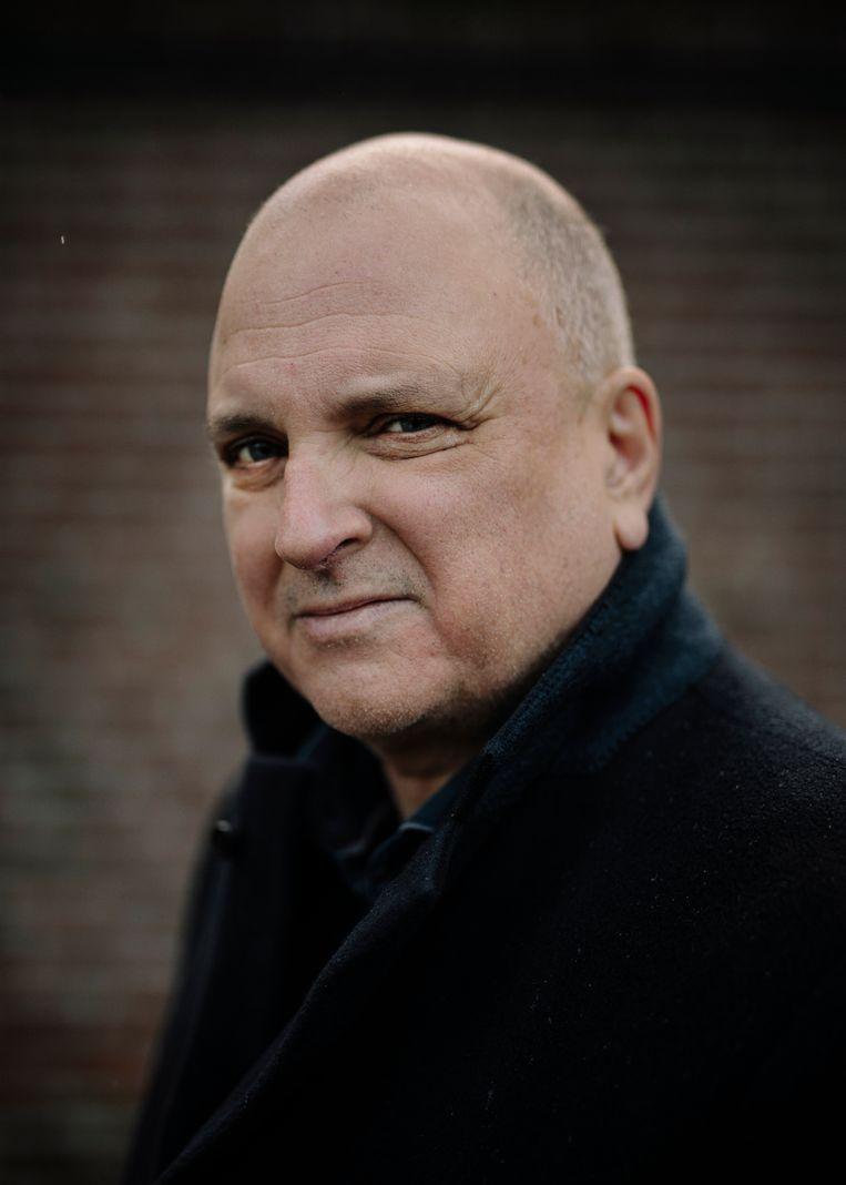 Felix Rottenberg, voorzitter van de Kunstraad, ziet een not-for-profitbank voor zich die uitblinkt in snelheid. Beeld Marc Driessen