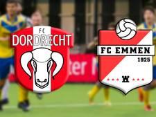 FC Dordt wacht zenuwslopend slot