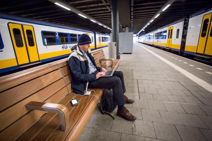 Urenlang wachten op een trein naar huis is vandaag niet meer aan de orde.