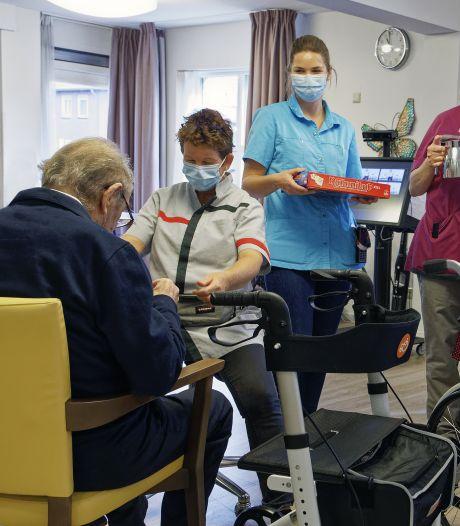 Het corona-monster bedreigt opnieuw zwaar getroffen Zorggroep Elde Maasduinen: Zorgcentra op scherp