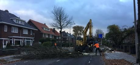 Brinkgreverweg in Deventer woensdagochtend weer open