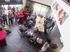 Kunst helpt mensen in Almelo met revalidatie