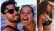 SHOWBITS. Sliploze mevrouw Wesley Sneijder en Laura Tesoro maakt haar relatie insta-officieel