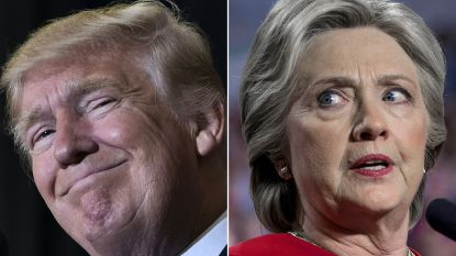 "Trump: ""Chinezen hackten Hillary Clinton tijdens verkiezingscampagne"""