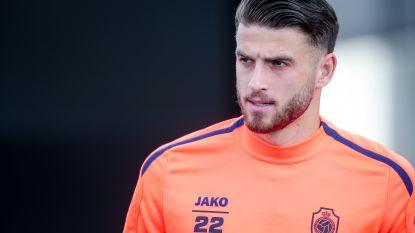 Hoedt en Gano maken officieus debuut voor Antwerp, Dierckx blinkt uit bij winnend Waasland-Beveren