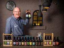 'Wandelend monument' Aad neemt afscheid van Delfts bier: Vooral het brouwen is me te zwaar geworden