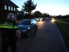 Kind op fiets door auto aangereden in Waalwijk